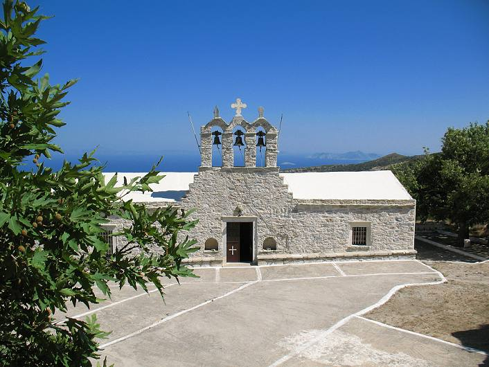 Argokoiliotissa Church (close to Koronos)